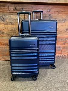 2pc Hardcase Polycarbonate Spinner Luggage Set