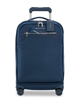 Briggs & Riley Rhapsody Tall Carry-On Spinner PU122SP-5 LIFETIME WARRANTY