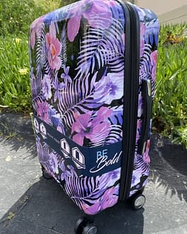 Pacific Coast Polycarbonate Tropical 26″ Hardside Medium Luggage