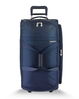 Briggs & Riley Baseline, UWD127-7 Medium Upright Two Wheel Duffle Bag LIFETIME WARRANTY