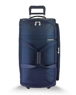 Briggs & Riley Baseline, UWD127-7 Medium Upright Two Wheel Duffle Bag LIFETIME WARRANTY