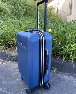 Penguin Expandable Carry On Luggage