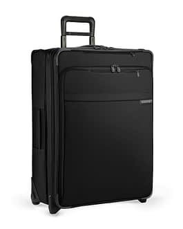 Briggs & Riley Baseline U128CX-4 LARGE EXPANDABLE UPRIGHT TWO-WHEEL LUGGAGE WITH LIFETIME WARRANTY