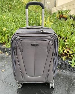 Samsonite GT Dual Carry On Expandable Dual Wheeled Luggage