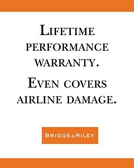 Briggs & Riley Baseline 299-4 CONVERTIBLE DUFFLE BACKPACK with LIFETIME WARRANTY