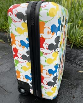 American Tourister Walt Disney 18″ Underseat Bag In-Line Skate Wheels
