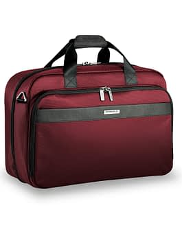 Briggs & Riley Transcend TD441-46 CLAMSHELL CABIN BAG Lifetime Warranty
