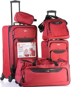 5pc Luggage Set Bundle