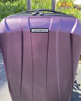 Samsonite Bantam XLT Carry On Luggage