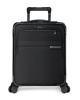 Briggs & Riley Baseline, U119CXSP-4 Black COMMUTER EXPANDABLE SPINNER LIFETIME WARRANTY