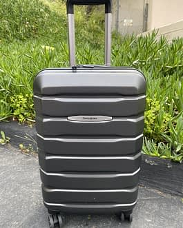 Samsonite Tech 2.0 22″ Hardcase Carry On Luggage Gray