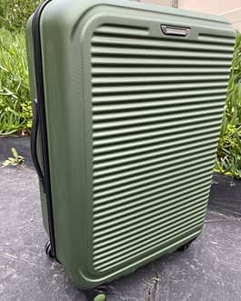 Travel Select 26″ Medium Hardside Spinner Wheel Luggage Green