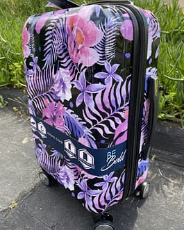 Pacific Coast Polycarbonate Tropical 22″ Hardside Carry On Luggage