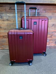 2pc Skyway Hardside Luggage Set with Carry On